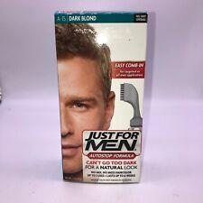 Just for Men Autostop Men's Hair Color Kit Dark Blond A-15 1.2 oz (35 g)