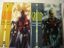 DC - The Griffin 6 Issue Miniseries  1991  NM  FP