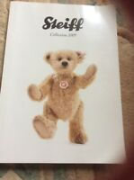 Steiff Collection Brochure 2009