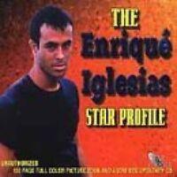 Enrique Iglesias Star profile (100 page full color picture book & audio d.. [CD]
