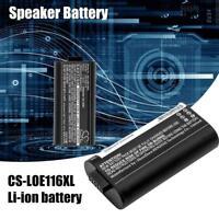 Replacement 3400mAh 7.4V Battery for Logitech S-00147, UE MegaBoom Speaker AU