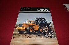 Michigan L160 Wheel Loader Dealer's Brochure DCPA4