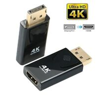 DisplayPort DP to HDMI Aadapter 4k displayport to HDMI converter Male to Female