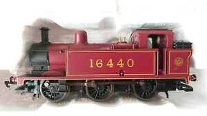 Hornby Railroad R2942 LMS 0-6-0T Class 3F Locomotive No.16440 Boxed