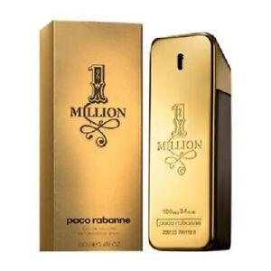Paco Rabanne Uno Millones EDT 100ML Nuevo Original Perfume Vapo Regalo Hombre