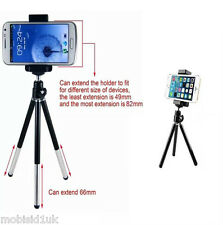 Universal Mini Tripod Stand Extendable Grip Holder For Samsung Galaxy Models