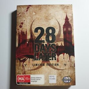 28 Days Later | DVD Movie | Cillian Murphy, Naomie Harris| Sci-fi/Horror | 2002