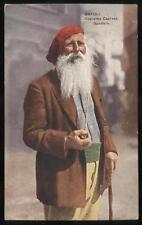 cartolina NAPOLI costume caprese,spadaro