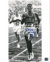 Otis Davis signed autographed 8x10 photo! Olympic Gold! RARE! AMCo Authenticated