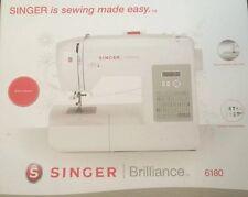 Singer Brilliance Sewing Machine 6180-brand New