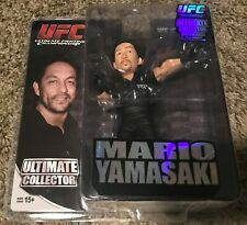 * New Round 5 UFC Mario Yamasaki 1 of 3000 Limited Edition - Mint Condition *