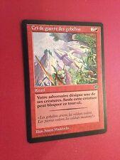 MTG MAGIC PORTAL 2 GOBLIN WAR CRY (FRENCH CRI DE GUERRE DES GOBELINS)