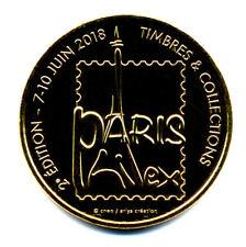 75015 Paris-Philex, 2è édition, 2018, Monnaie de Paris
