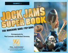 Jock Jams Super Bock - Trumpet I Trumpet Learn to Play Teacher MUSIC PART