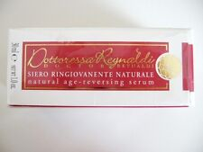 S07 Dr Dottoressa Reynaldi NEW Anti-Aging Natural Age-Reversing Serum 30ml Italy