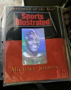 Michael Jordan NO LABEL Sports Illustrated Magazine SI NBA Bulls 12/23/1991