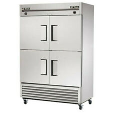 True T-49Dt-4-Hc Two-Section Reach-In Refrigerator / Freezer