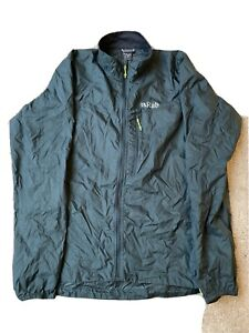 Rab Men's Vital Windshell Running Hiking Jacket Medium Brand New Without tags