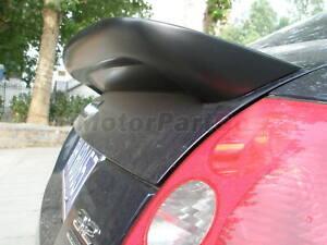 FRP Primer Rear lip Spoiler For AUDI TT Mk1 8N Quattro Coupe ROADSTER 1998-2006