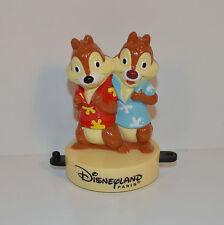 """RARE FOREIGN 1999 Chip & Dale 3"""" McDonald's PVC Action Figure Disney"""