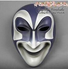Assassin's Creed Brotherhood Mask Joker Cosplay The Harlequin Trailer