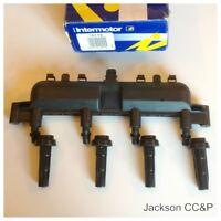 Intermotor 12719 Ignition Coil Pack CITROEN/PEUGEOT 597072