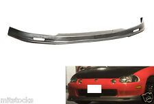 93 94 95 96 97 HONDA DEL SOL MUG PU BLACK ADD-ON FRONT BUMPER LIP SPOILER CHIN
