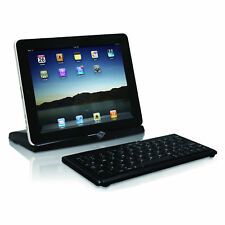 Macally BTKeyMini Bluetooth Keyboard & Stand iPad iPad2 iPad Air iPhone 4S 5S 6+