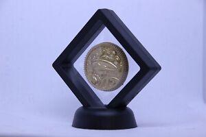 Mighty Morphin Power Rangers Power Coin Black Ranger Ninjetti Frog Legacy Gold