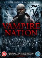 Vampire Nation DVD (2014) Andrew-Lee Potts, Chapkanov GIFT IDEA NEW