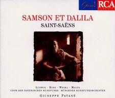 Munich Radio Symphony Orchestra Saint-Saens: Samson & Dalila [Germany] CD