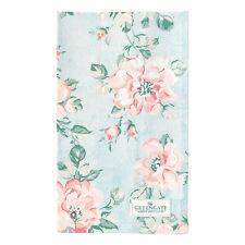 GreenGate Maria Aqua Tea Towel
