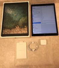 Apple iPad Pro MP6G2LLA A1607 2nd Generation 256GB Wi-Fi 12.9in Space Gray