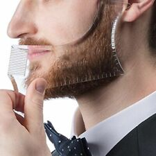 Men Beard Shaping Styling Template Comb Men's Beards Combs Beauty Tool for Hair