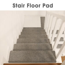1/5/10Pcs Stair Treads Carpet Mats Step Staircase Non Slip Protection Cover