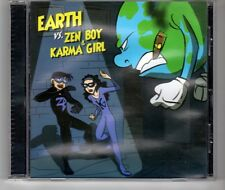 (HG652) Earth vs Zen Boy & Karma Girl - CD