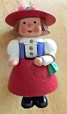 Nib - Daughter - Lever Opens Heart - Very Cute - Hallmark Keepsake Ornament 34