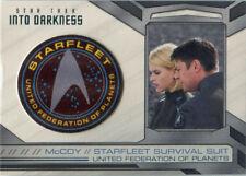 Star Trek Beyond BP8 McCoy Replica Patch Card Starfleet Survival Suit
