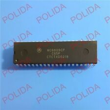 1PCS IC MOTOROLA DIP-40  MC6809CP