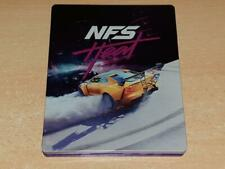 Need for Speed Heat Limited Edition Steelbook Case Only G2 (NO GAME) NFS