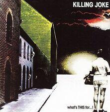 Killing Joke  What's THIS For...! [Remaster] (CD, Jul-2005, Emi) w bonus tracks