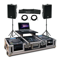 DJ Sound System   PA Musikanlage   CORE SCRATCH 2021 Trolley Case   Ready-To-Go!