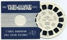 BODENSEE II Germany 1959 Belgium-made ViewMaster Single Reel 1520-B