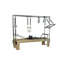 Pilates Reformer with Full Trapeze Cadillac by BBPC Commercial Pilates Machine