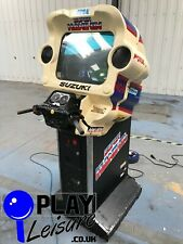Sega Super Hang On Arcade Machine - Arcade Game Full Working Order - Racing