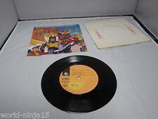 Muteki choujin ZAMBOT 3 EP analog record Zambot 3 Trider G7 Used Japan Ver