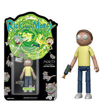 "New Authentic Morty- Rick and Morty 5"" Figure In Stock Baf Snowball"