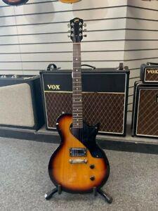 AXL USA Torino Classic Electric Guitar (Lacquer Damage), Sunburst