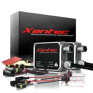 Xentec Xenon Light 35W 55W HID Kit 9005 H11 50000LM For 1992-13 GMC Sierra 1500