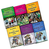 Enid Blyton 6 Books Collection Set (The Magic Faraway Tree) Paperback Brand NEW